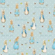 Beatrix Potter Peter Rabbit Roll Wrap 2m